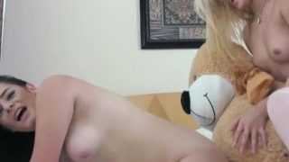 Amateur party flashing Bear Necessities